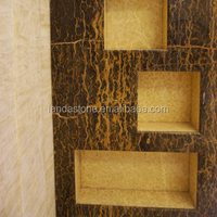 Hot selling yellow onyx marble big slab of China BH001#