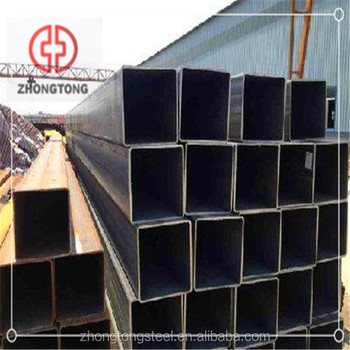 Q345 black square steel tube