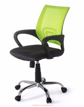 2017 factory direct wholesale Stylish durable ventilate mesh rotate office ajustable computer chair