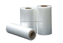 China factory high quality polyolefin / POF clear heat shrink film