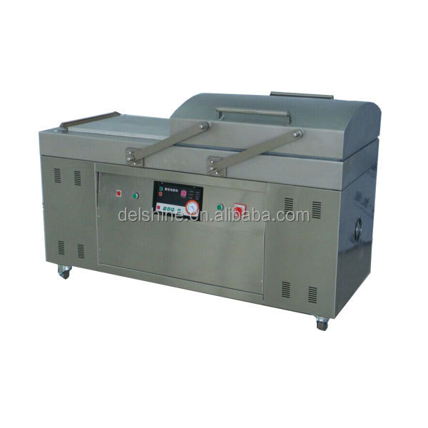 DZ800/2SB Jumbo Double Chamber Vacuum Packaging Machine