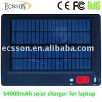20000mAh Hotsale solar bag charger for laptop
