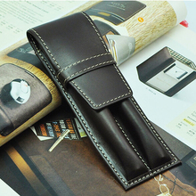 Factory Wholesale Leather Pen Case