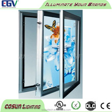 Advertising light case outdoor lightboxes lightboxes with highlight led sheets