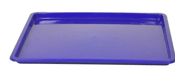 PLASTIC RECTANGULAR TRAY 700