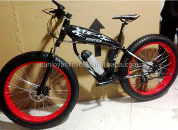 Electrical Bike Fat Bicycle Snow Bike SL-EFMB025