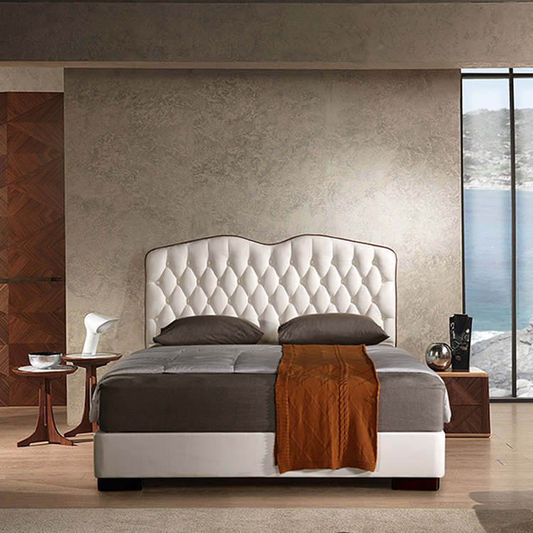 Delicieux Luxury Modern Italian Leather Queen Size Mdf Wood Bed Designs Frame Set  Dimensions   Buy Queen Bed Frame,Luxury Leather Bed,Bed Frame Queen Product  On ...