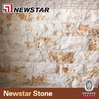 High quality wall decorative marble /slate / quartzite culture stone,marble stacked stone