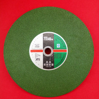 tyrolit cutting disc 14'' abrasive mop disc, big size cut off wheel for INOX