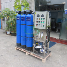 Industrial mold,pharmacy, chemical,food, drinking ultrapure water Application and New Condition salt ro water treatment machine