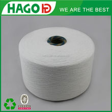 ne 18s hago factory socks china bleached cotton wool yarn for hand knitting