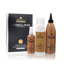 Thermal perm lotion for curly hair professional permanent hair perm cream