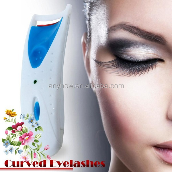 Battery Operated Heated Plastic Electric Eyelash Curler