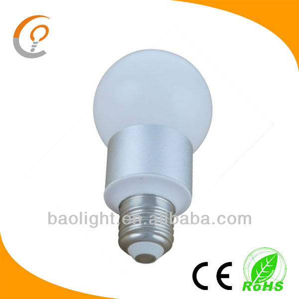 high power led 1*3w 230v global bulb light led