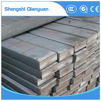 high quality q235 high tensile strength hot rolled mild steel flat bar