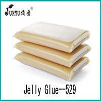 2016 best strong glue/jelly glue/glue for automatic casemaker machine