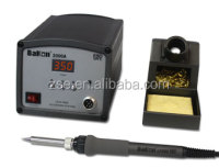 bga reballing station with temperature lockout functions,90W Heavy Duty Soldering Station