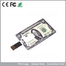 card usb flash disk gift, buy usb flash drive, card usb by branded
