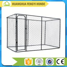 4'x4'x6' Heavy duty large outdoor metal lowes dog fence
