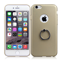 low price china simple thin rubber cover for iphone 6