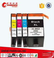 Hot sales Replacement Ink cartridge HP902XL HP906 Compatible for Officejet Pro 6960
