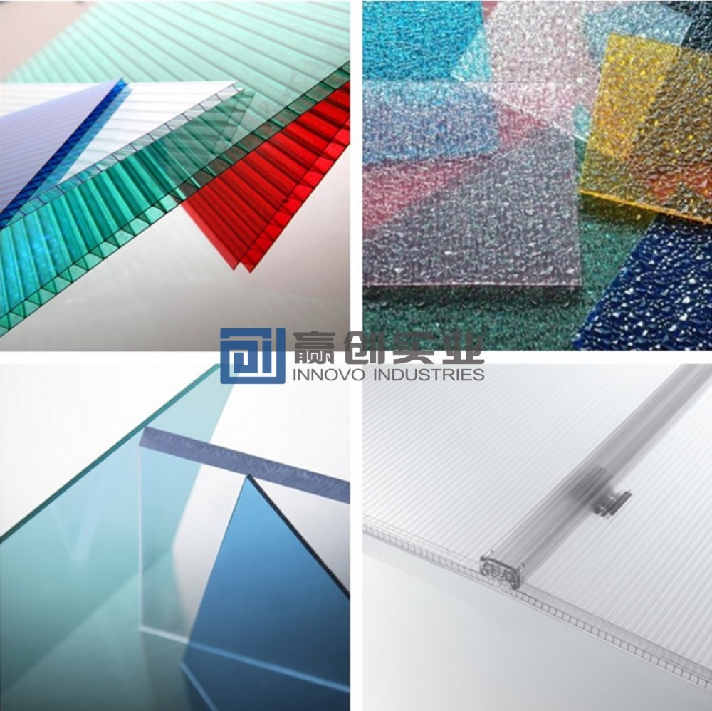Hollow/Solid/Embossed Polycarbonate Sheet