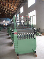 Needle Loom Machine For Weaving elastic and non-elastic tapes