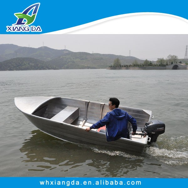 Low price used aluminum fishing boats