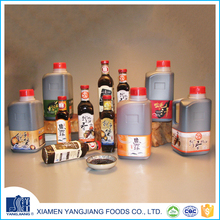 China factory wholesale various type seafood sauce organic condiments