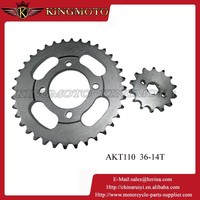 Motorcycle Sprocket for Honda Wave 125 Chain Saw Import Motorcycle Parts