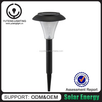 Made in China manufacturer outdoor solar led garden light