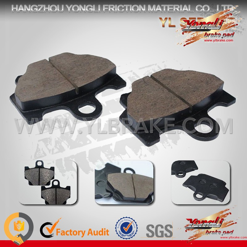 Wholesale unique motorcycle accessory High quality brake pad