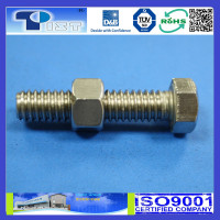 Full Thread Hexagonal Bolt with Nut