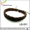 factory direct new fashion jewelry wholesale china supply making leather bracelets