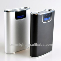 exmight factory oem offer 10400mah power bank with free logo print