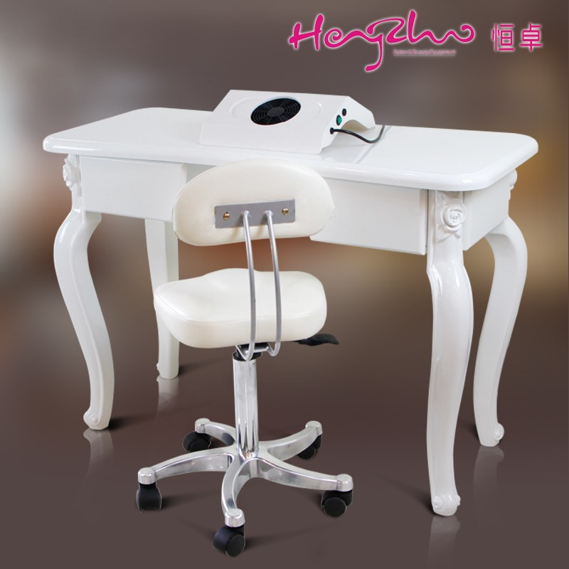 European beauty manicure table nail station hz 2049a buy for Beauty manicure table