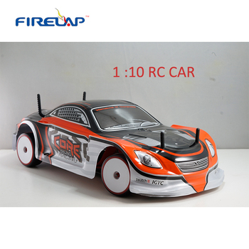 Rc Electric Car 1/10 Scale Brushless Rc racing Car IW1001