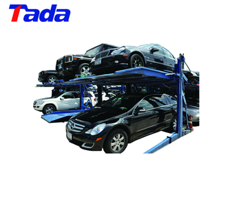 car stacker automated parking system