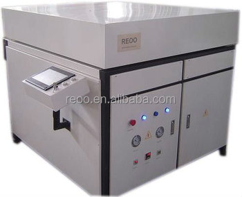 Oil heating semi automatic lamination machine for solar panel,new laminators for sale
