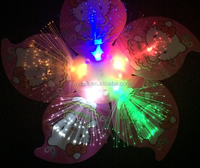 New design Spinning led Flash Windmill