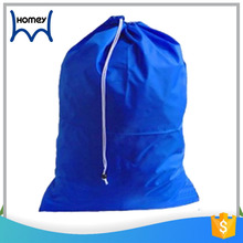 Hottest cheap travel washing foldable polyester laundry bag