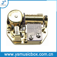 Yunsheng Deluxe 18-Note Musical box Movement for craft music box