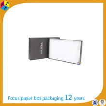 wholesale matte black cardboard boxes for shirts
