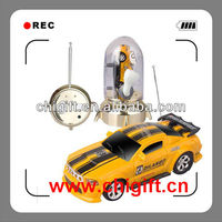 1:63 Mini 7CM Electric Radio Control rc car 8 colors 4 styles