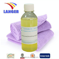 Textile Auxiliary Agent Emulsifying wax (smoothing brightener)