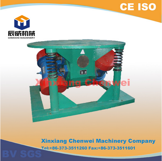 China CW ZDP Series Concrete Vibrators Shaking Table For Compacting Buck Materical