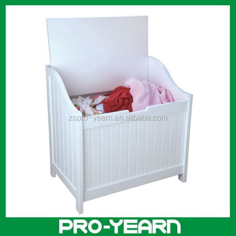 MDF Bathroom Laundry Storage Hamper Basket