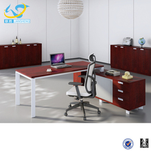 L shaped furniture office desk executive modern office table design