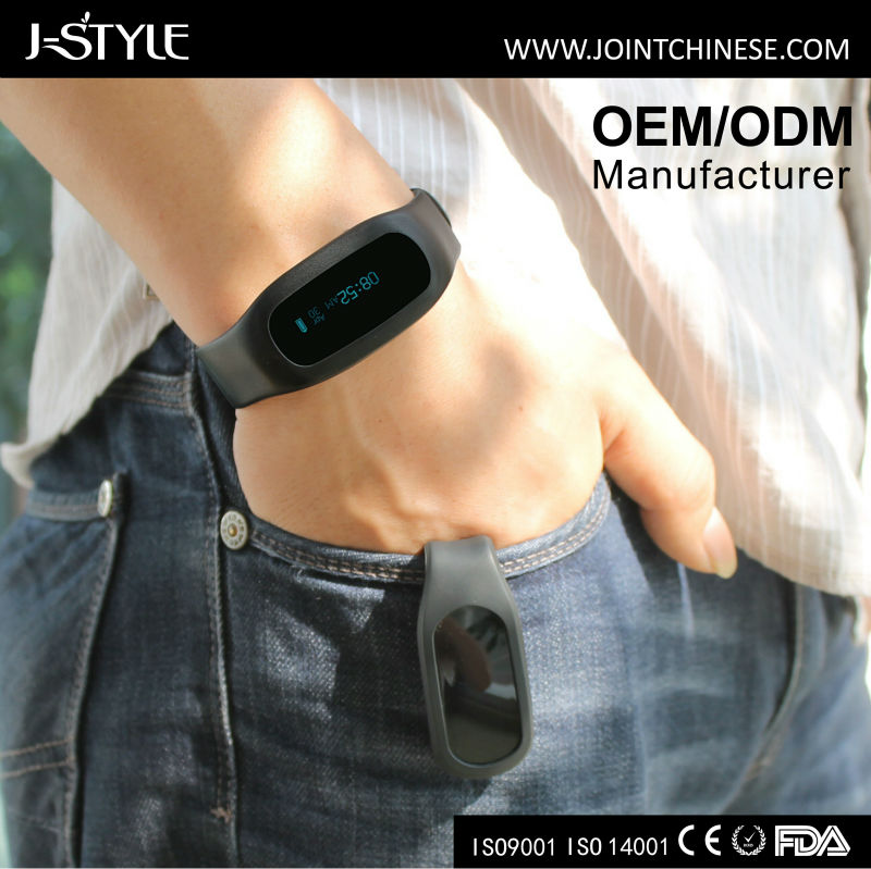 J-Style Health fitness Activity Tracker with step counter and sleep monitor