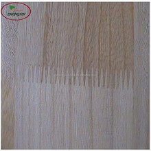 environmental unfinished wood timber finger joint board